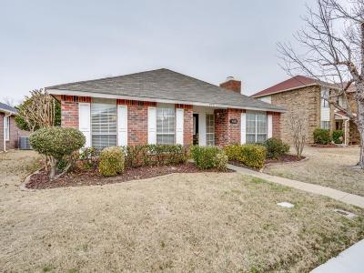 Lewisville Single Family Home For Sale: 995 Little Den Drive