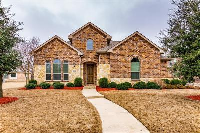 Wylie Single Family Home Active Contingent: 2208 Fair Parke Lane