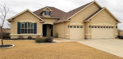 Denton Single Family Home For Sale: 10013 Crestridge Drive