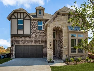 McKinney Single Family Home For Sale: 5813 Folsum Place