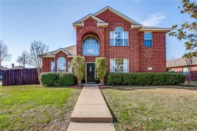 Rowlett Single Family Home For Sale: 7201 Caruth Drive