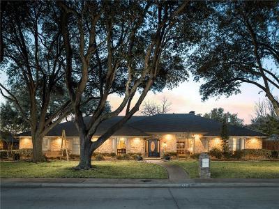 Dallas Single Family Home For Sale: 4325 Willow Lane