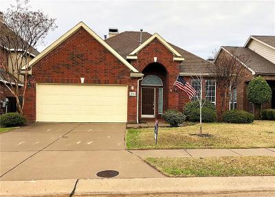 McKinney Single Family Home For Sale: 1516 Nicklaus Court
