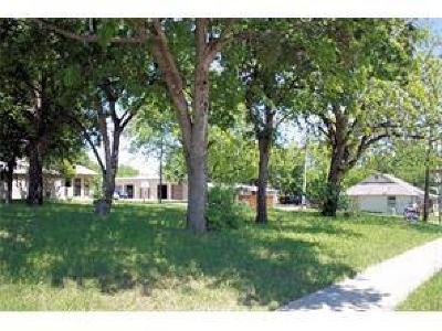 Lewisville Commercial Lots & Land For Sale: 115 Leonard Street