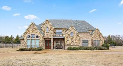 Mclendon Chisholm Single Family Home Active Kick Out: 6 Dancing Waters