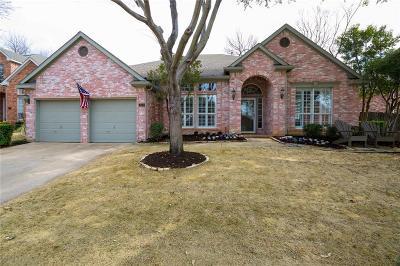 Flower Mound Single Family Home For Sale: 808 Glen Garry Drive