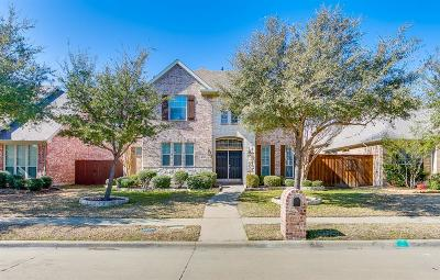 Frisco Single Family Home For Sale: 4605 Duval Drive