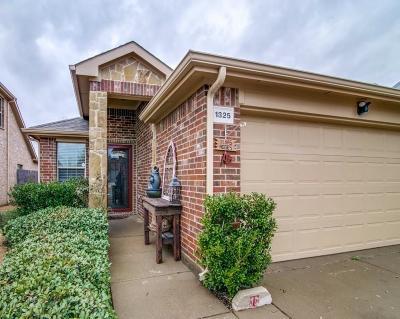 Royse City Single Family Home For Sale: 1325 Alder Tree Lane