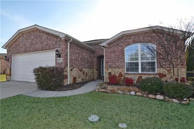 Frisco Single Family Home Active Option Contract: 6357 Arcadia Park Lane
