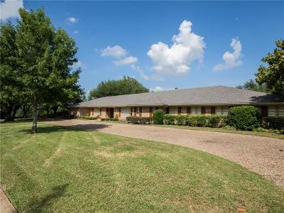 Fort Worth Single Family Home For Sale: 3451 Park Hollow Street