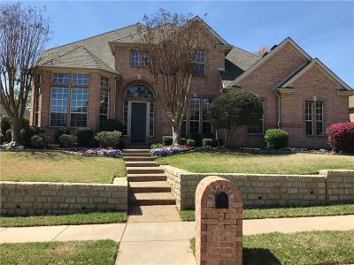 Flower Mound Single Family Home For Sale: 2625 Pasadena Place