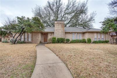 Plano Single Family Home For Sale: 1912 Midcrest Drive