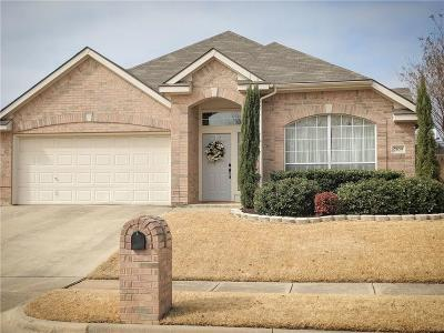 North Richland Hills Single Family Home Active Option Contract: 7109 Michael Drive