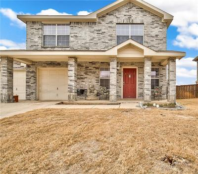 Fort Worth Single Family Home For Sale: 8545 Shallow Creek Drive