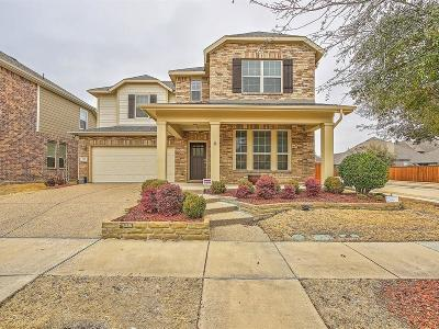 Mckinney Single Family Home For Sale: 5400 Hampshire Drive