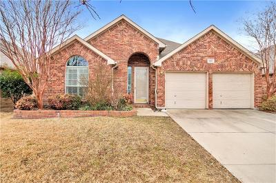 Fort Worth TX Single Family Home For Sale: $200,000