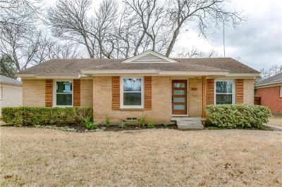 Dallas Single Family Home For Sale: 563 Hambrick Road