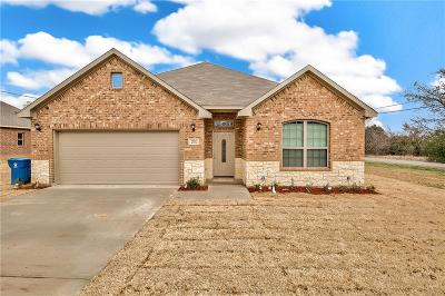 Seagoville Single Family Home Active Option Contract: 2702 E Seagoville Road