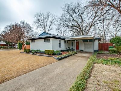 Garland Single Family Home For Sale: 2829 Old Orchard Road