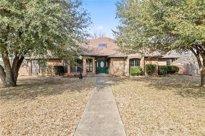 Cedar Hill Single Family Home Active Option Contract: 1341 N Cedar Hill Road