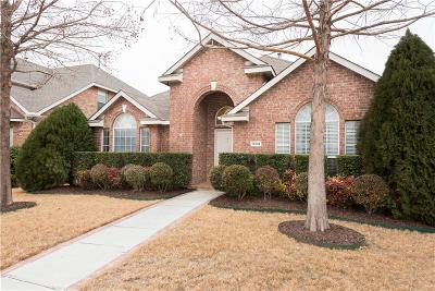 Allen Single Family Home Active Option Contract: 1504 Heather Brook Drive