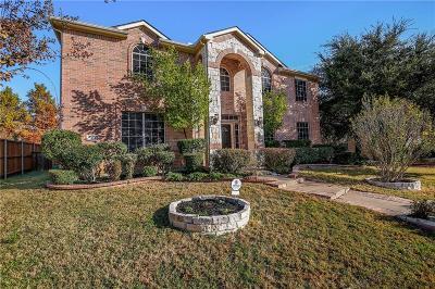 Allen Single Family Home For Sale: 1410 Glendover Drive