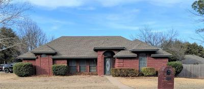 Weatherford Single Family Home For Sale: 109 Mill Creek Lane