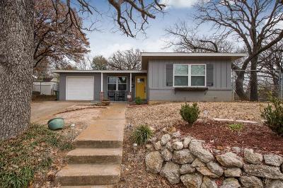 Arlington Single Family Home For Sale: 1505 Briarwood Boulevard