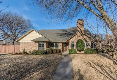 Duncanville Single Family Home For Sale: 1827 Green Tree Lane
