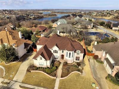 Highland Village Single Family Home For Sale: 2802 Woodlake Court