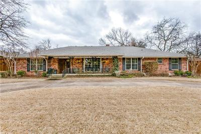 Dallas Single Family Home For Sale: 7724 Rolling Acres Drive