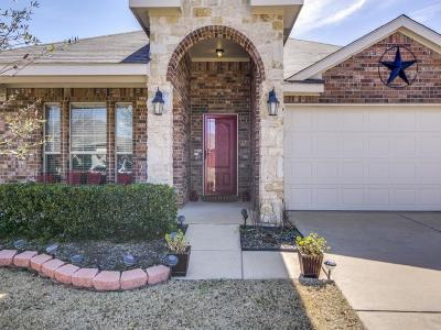 Lavon Single Family Home Active Option Contract: 1022 Shepard Lane