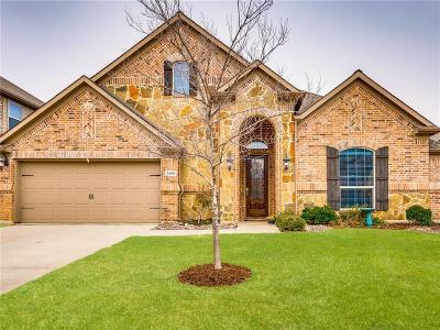 Little Elm Single Family Home For Sale: 2465 Valley Glen Drive