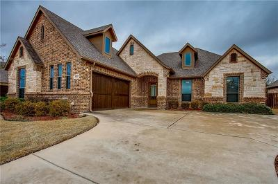 Rockwall Single Family Home For Sale: 2617 Waterstone Lane
