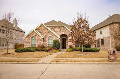 Allen Single Family Home Active Option Contract: 802 Cougar Drive