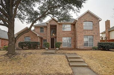 Plano Single Family Home For Sale: 8117 Alderwood Drive