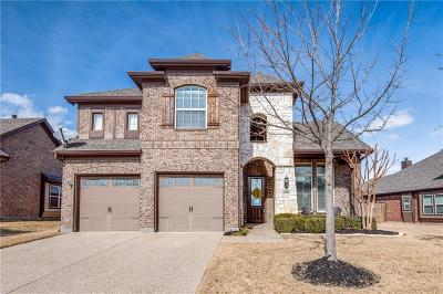 Single Family Home Active Option Contract: 2909 Sawtimber Trail