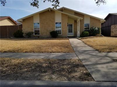 The Colony TX Single Family Home For Sale: $264,900