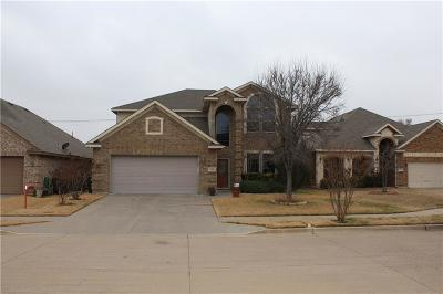 Fort Worth Single Family Home For Sale: 3169 Well Springs Drive