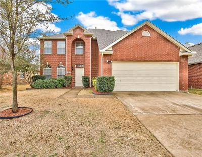 McKinney Single Family Home For Sale: 6613 Marquette Circle