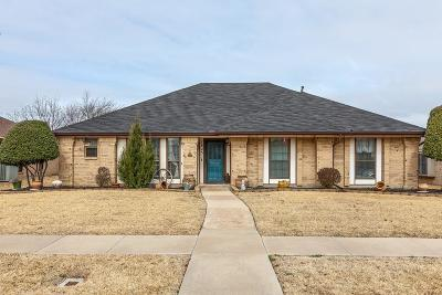 Lewisville Single Family Home For Sale: 1625 Clydesdale Drive