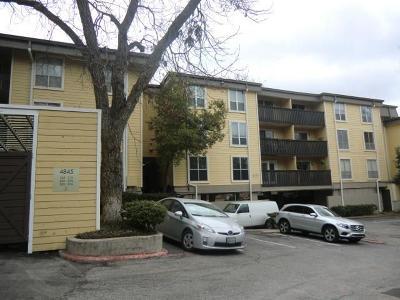 Dallas Condo For Sale: 4845 Cedar Springs Road #166