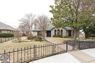 Plano Single Family Home For Sale: 4480 Junction Drive