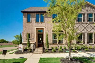 North Richland Hills Townhouse For Sale: 8301 Main Street