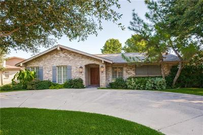 Richardson  Residential Lease For Lease: 2936 Forest Hills Lane
