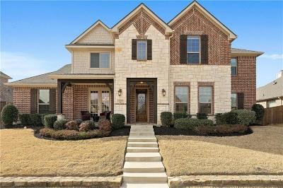 Frisco Single Family Home For Sale: 12905 Spring Hill Drive