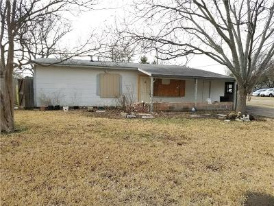 Mesquite Single Family Home For Sale: 1321 Lanemar Drive