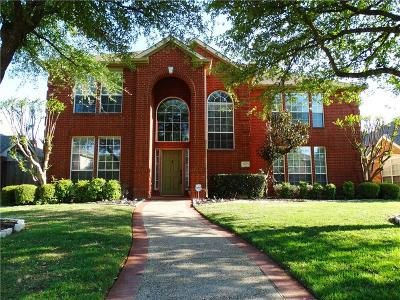 Frisco Single Family Home For Sale: 9907 Max Lane