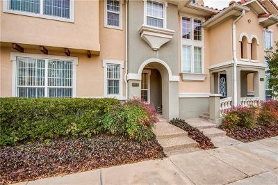 Irving Townhouse Active Option Contract: 6915 Deseo