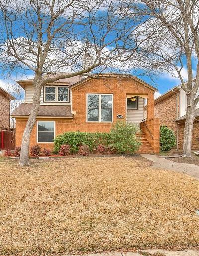 Mesquite Single Family Home For Sale: 1739 Cordova Drive